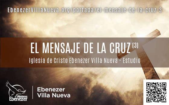 EL MENSAJE DE LA CRUZ (3)
