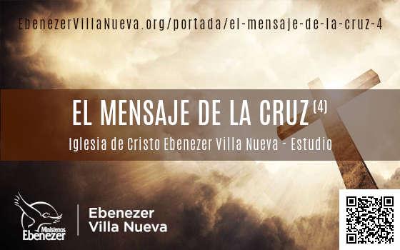 EL MENSAJE DE LA CRUZ (4)
