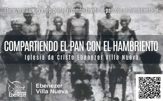 COMPARTIENDO EL PAN CON EL HAMBRIENTO