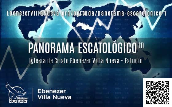 PANORAMA ESCATOLÓGICO (1)