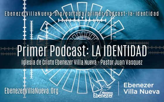 PRIMER PODCAST: LA IDENTIDAD