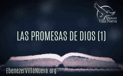 LAS PROMESAS DE DIOS (1)
