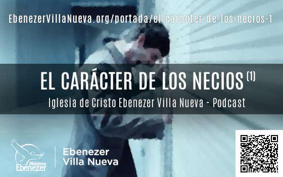 EL CARÁCTER DE LOS NECIOS (2)