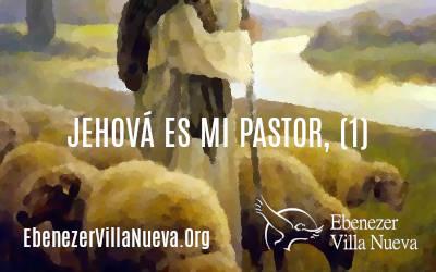 JEHOVÁ ES MI PASTOR, (1)