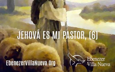 JEHOVÁ ES MI PASTOR, (6)