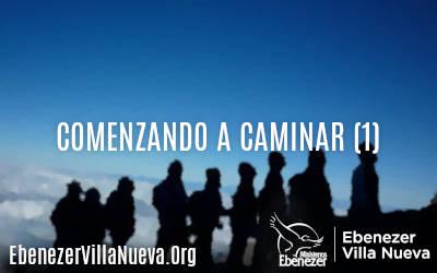 COMENZANDO A CAMINAR (1)