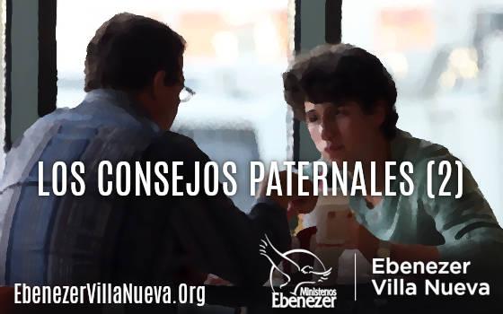 LOS CONSEJOS PATERNALES (2)