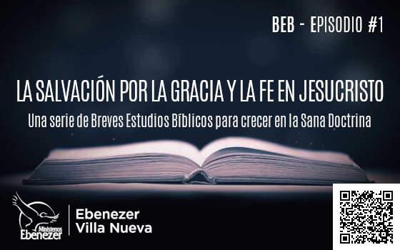 BREVE ESTUDIO BÍBLICO (1)