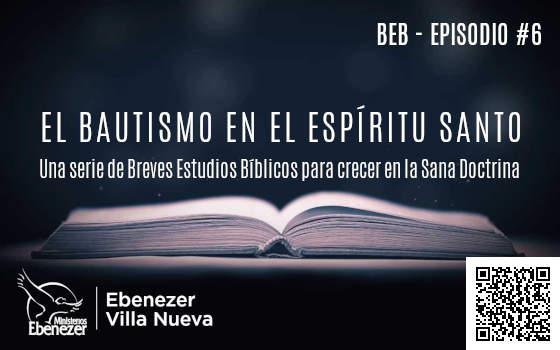 BREVE ESTUDIO BÍBLICO (6)
