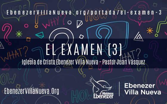 EL EXAMEN (3)