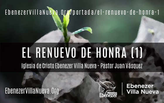 EL RENUEVO DE HONRA (1)