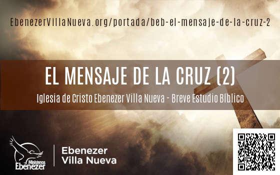 BEB - EL MENSAJE DE LA CRUZ (2)