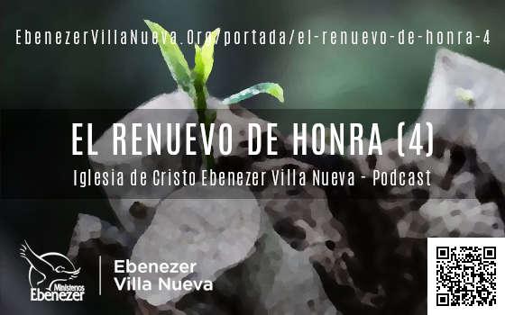 EL RENUEVO DE HONRA (4)