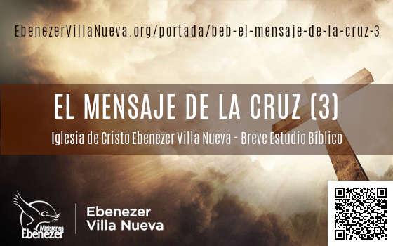 BEB - EL MENSAJE DE LA CRUZ (3)
