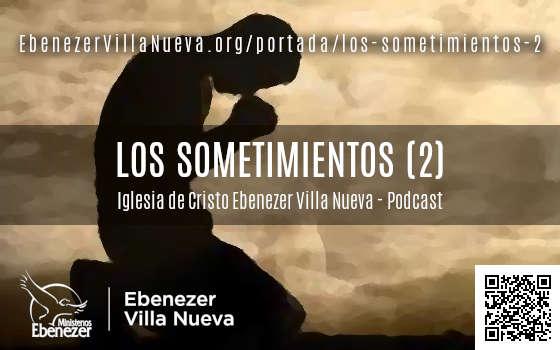 LOS SOMETIMIENTOS (2)