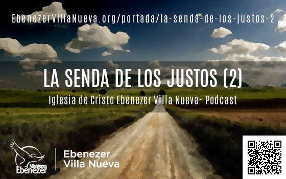 LA SENDA DE LOS JUSTOS (2)