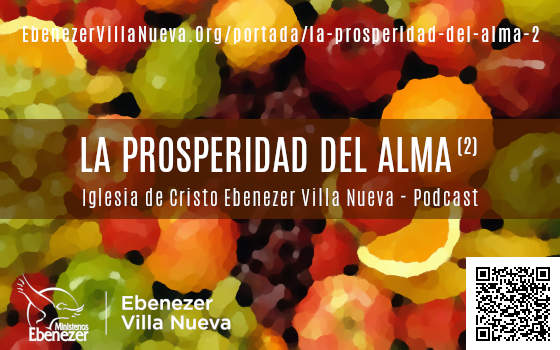 HACIENDO PROSPERAR EL ALMA (2)