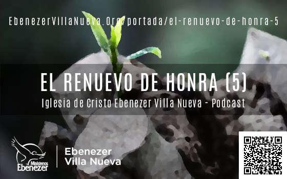 EL RENUEVO DE HONRA (5)