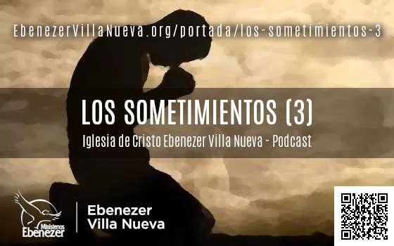 LOS SOMETIMIENTOS (3)