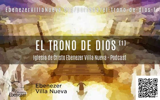 EL TRONO DE DIOS (1)