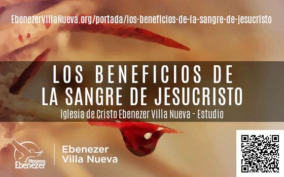 LOS BENEFICIOS DE LA SANGRE DE JESUCRISTO