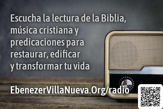 Radio online Ebenezer VillaNueva